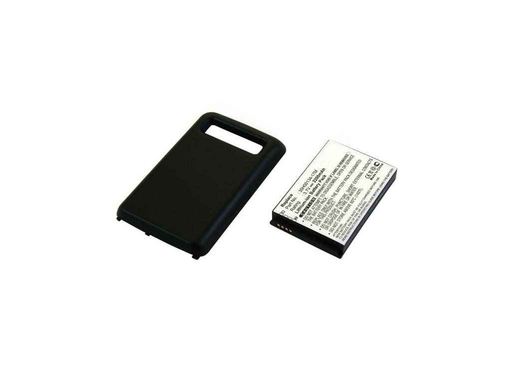 Batéria pre HTC BA S440 Li-Ion 2200 mAh tučná