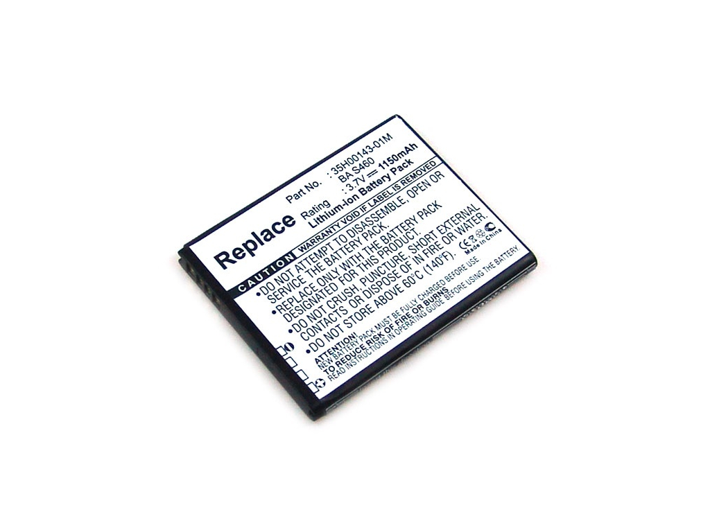 Batéria pre HTC BA S460 Li-Ion 1150 mAh