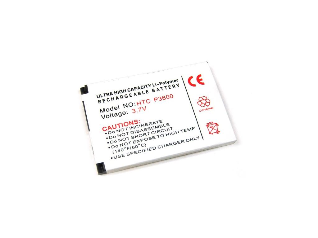Batéria pre HTC P3600 (BA S150) Li-Polymer tenká