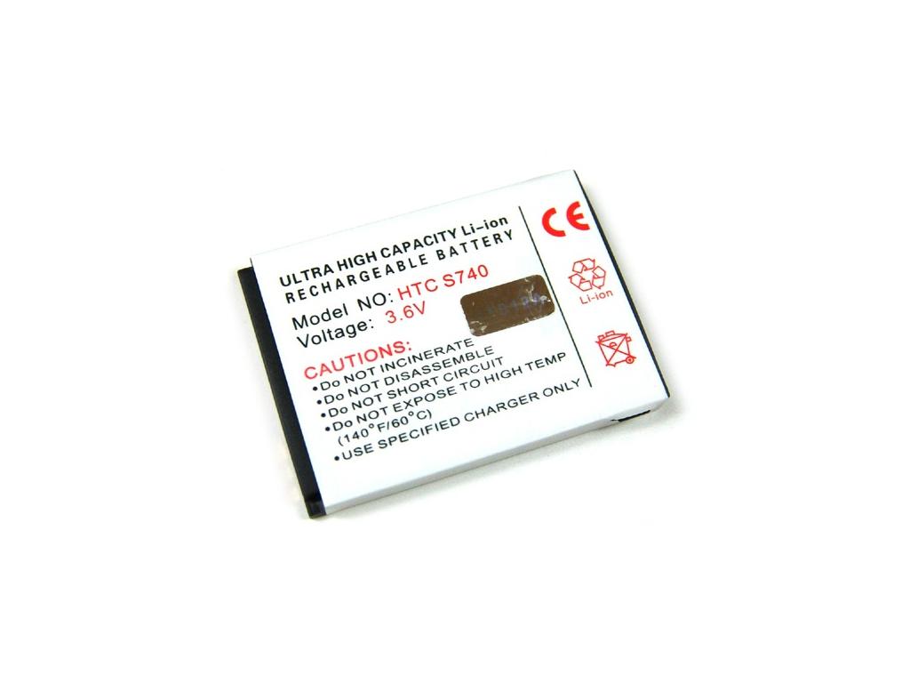 Batéria pre HTC S740 (BA S280) Li-Ion tenká