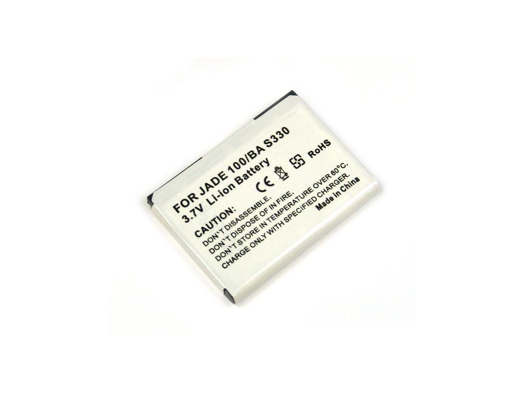 Batéria pre HTC Touch 3G / HTC Jade (BA S330) Li-Ion tenká