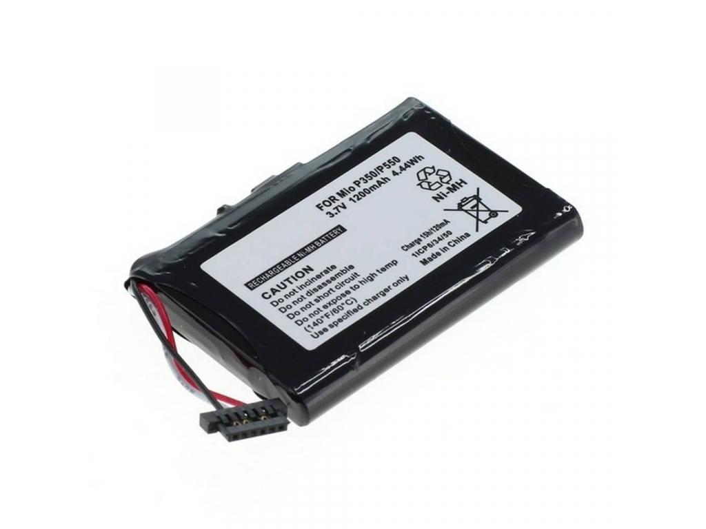 Batéria pre Mitac Mio C220, C230, C250, P350, P550 Li Ion