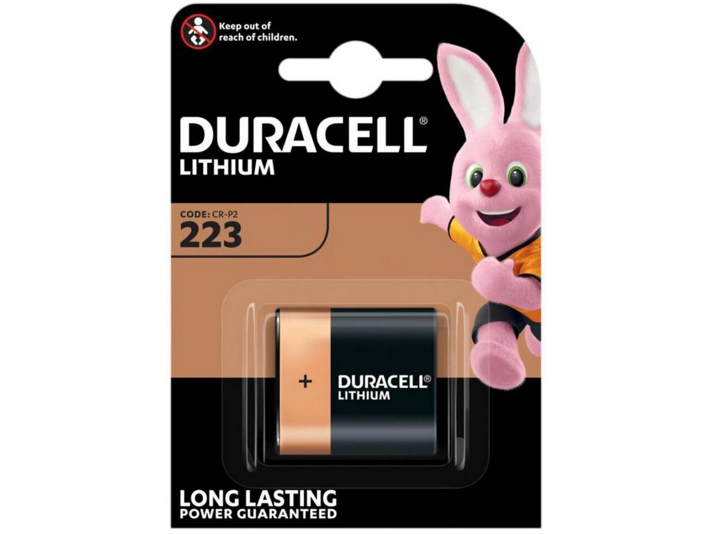 Bateria Duracell CR P2