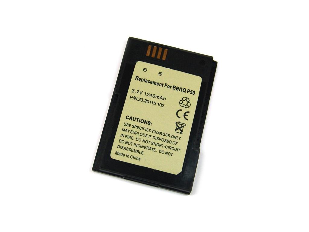 Batéria pre BenQ P50 Li-Polymer 1240 mAh