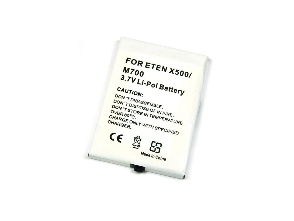 Batéria pre E-TEN X500 Li-Polymer
