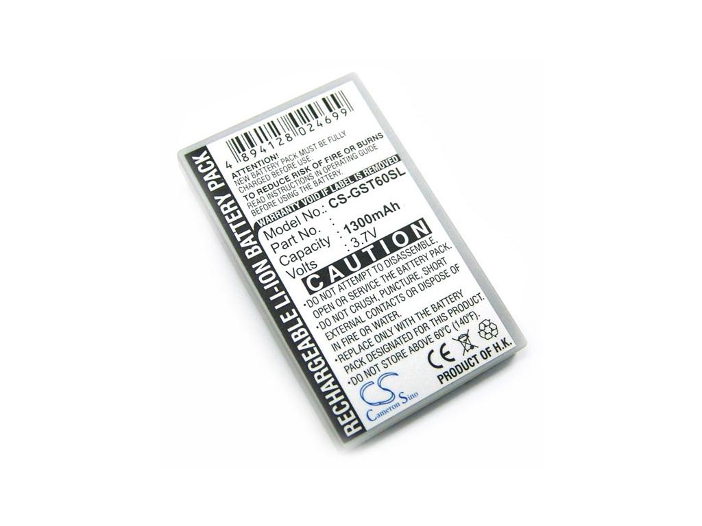 Batéria pre Gigabyte GSmart T600 1300 mAh