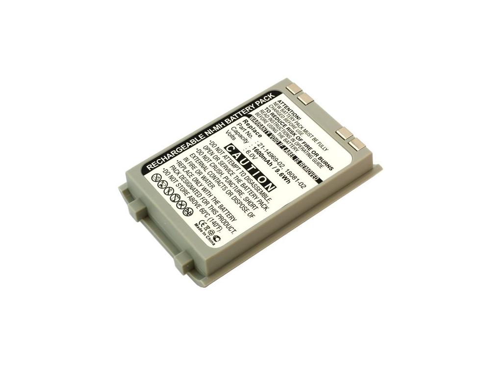 Batéria pre Symbol PDT3500 NiMH 1600 mAh