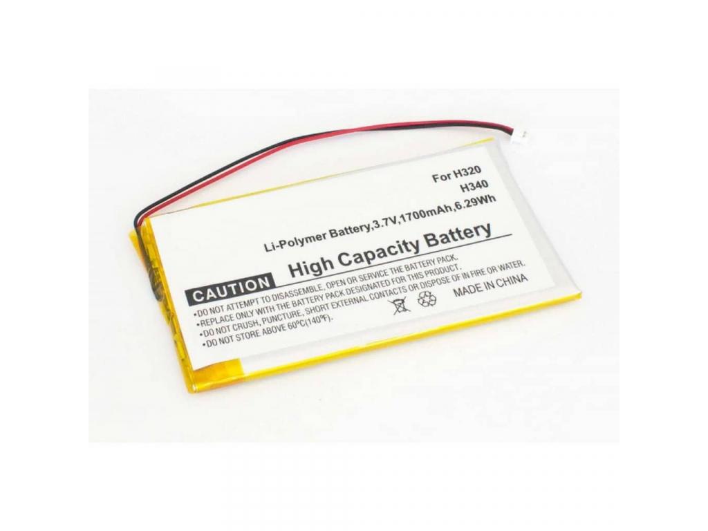 Batéria pre iRiver H340 Li-Polymer