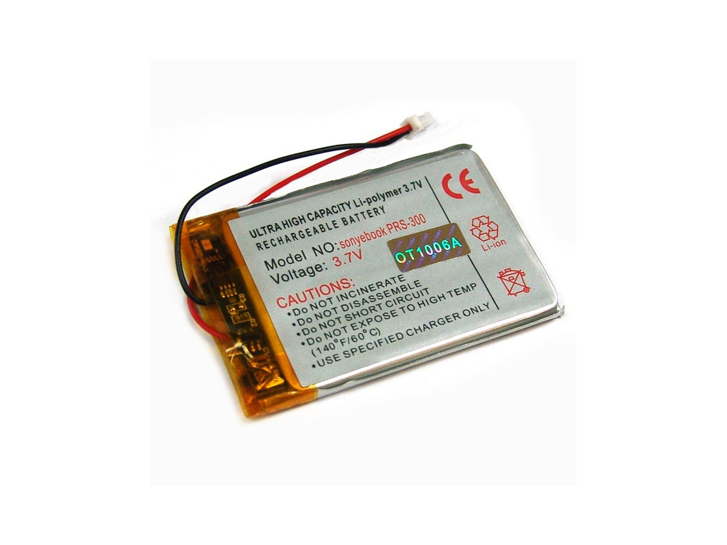 Batéria pre Sony Reader eBook PRS-300 Li-Polymer