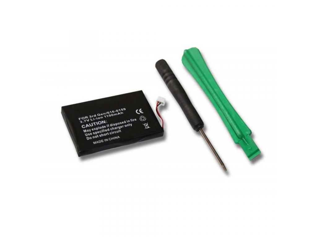 Batéria pre iPod III Li-Polymer 800 mAh