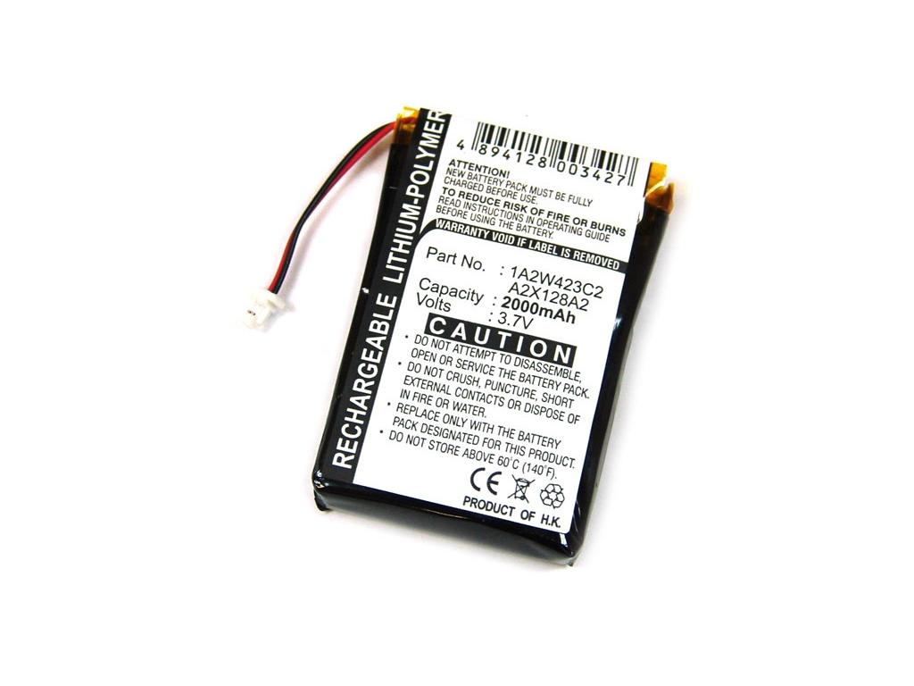 Batéria pre Garmin iQue 3200/3600a Li-Polymer 2000 mAh