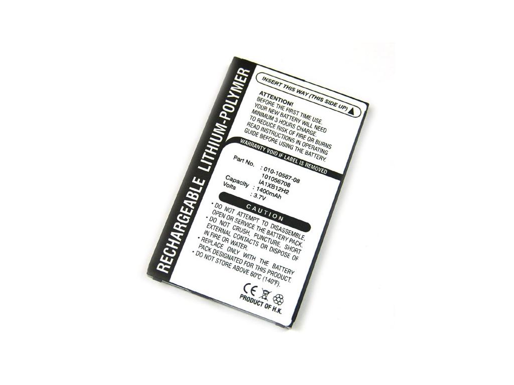 Batéria pre Garmin iQue M5 Li-Polymer 1400 mAh