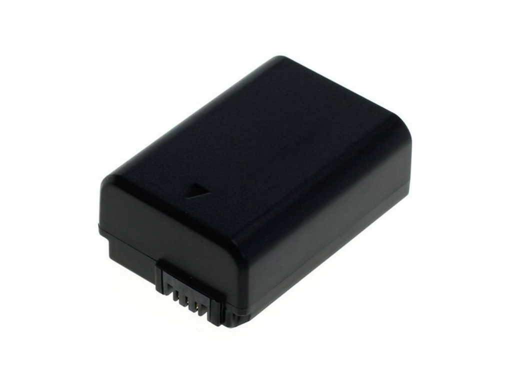 Batéria pre Sony NP FW50 Li ion 1050 mAh