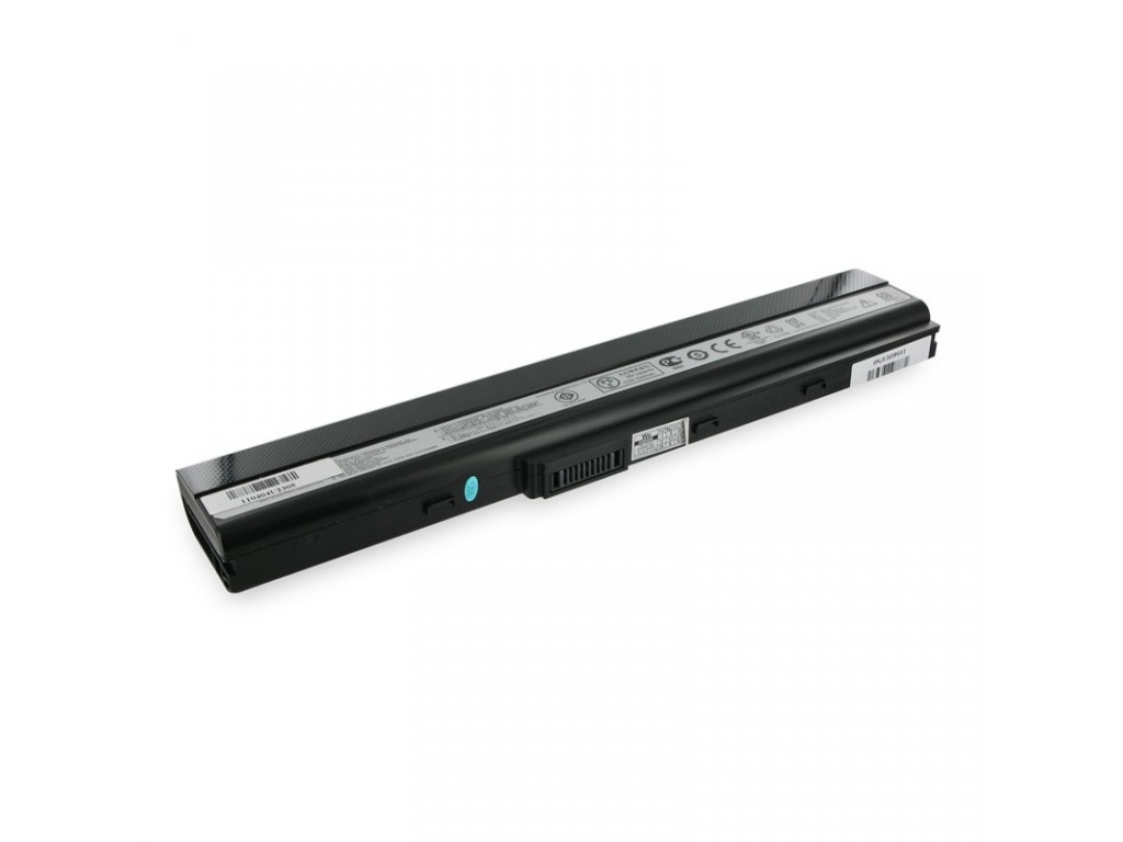 Batéria kompatibilná s Asus A31-K42, A32-K42, A31-K52, A32-K52, A41-K52, A42-K52 4400 mAh