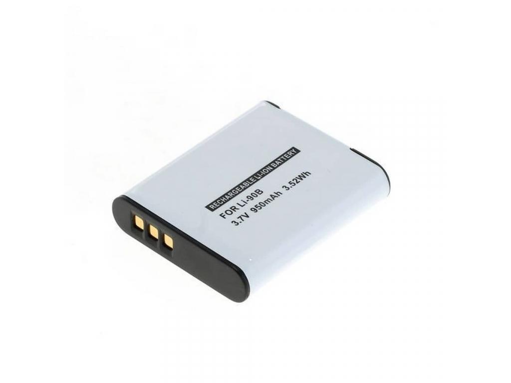 Batéria pre Olympus LI-90B, LI-92B Li-ion 950 mAh