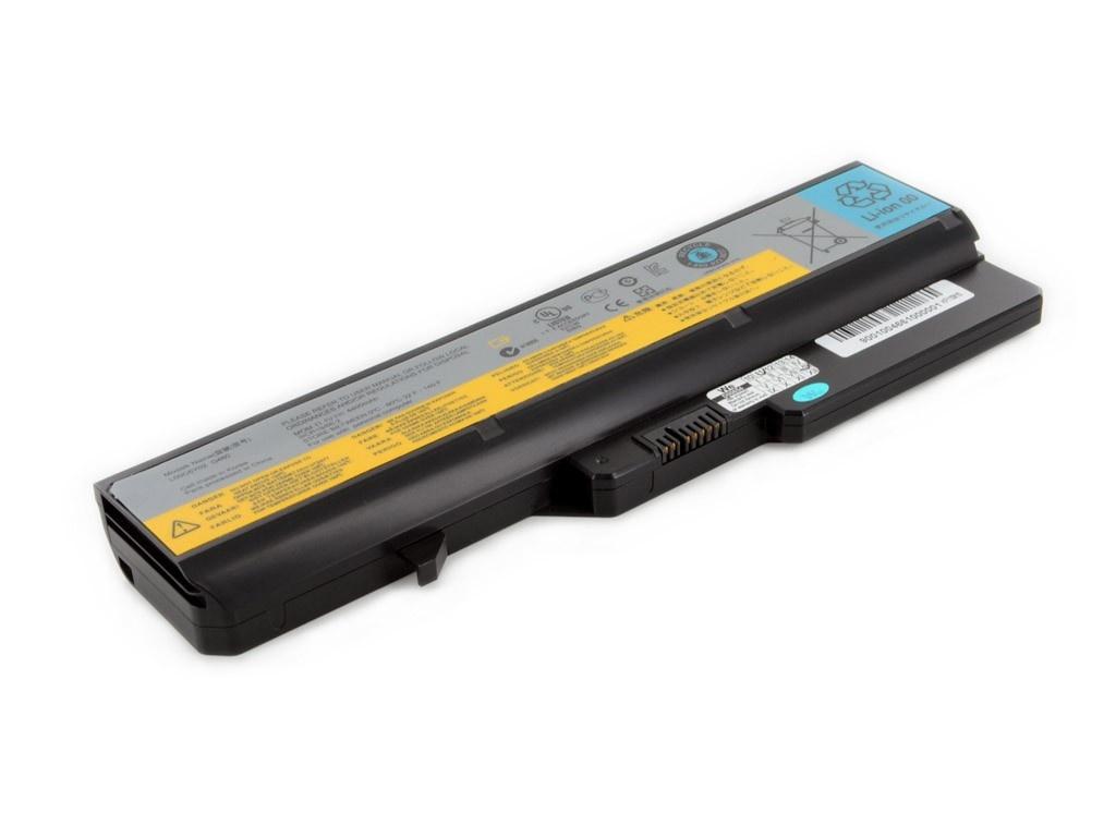 Batéria kompatibilná s Lenovo IdeaPad B570, B475, G460, G470, G560, G700, Z460, Z470 Li-ion 4400 mAh