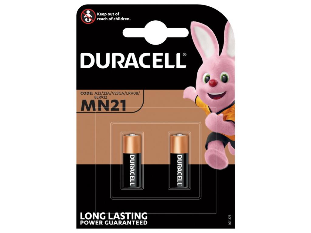 Bateria Duracell MN21 2 ks