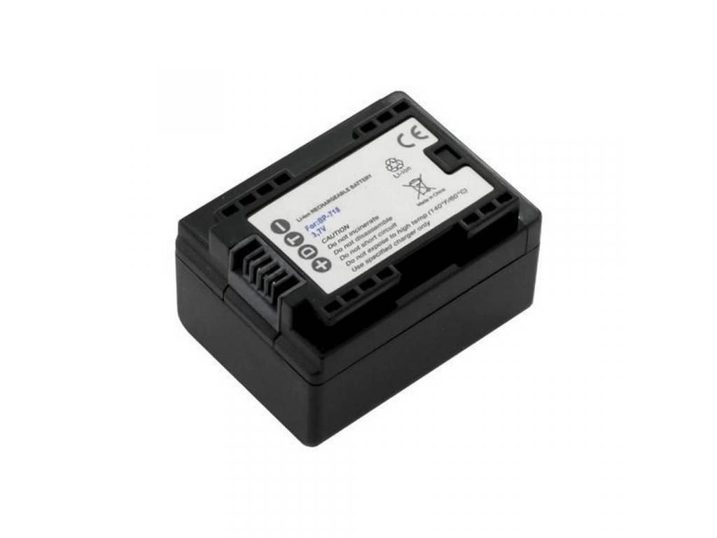 Batéria pre Canon BP-718, Li-ion 1780 mAh