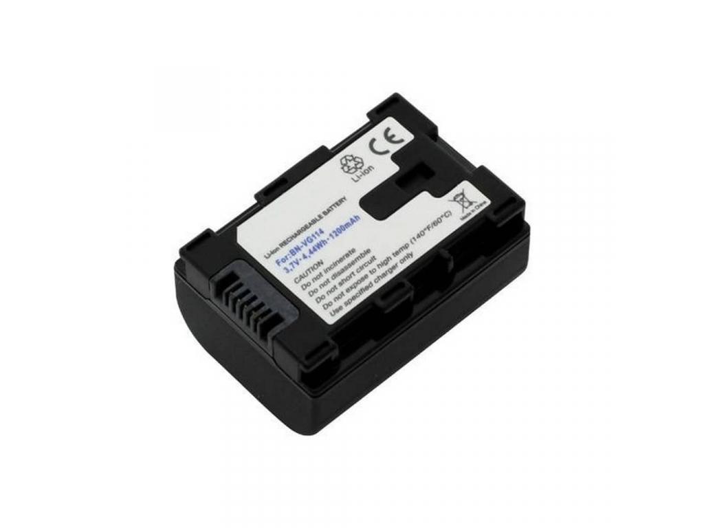 Batéria pre JVC BN VG114 Li ion 1200 mAh