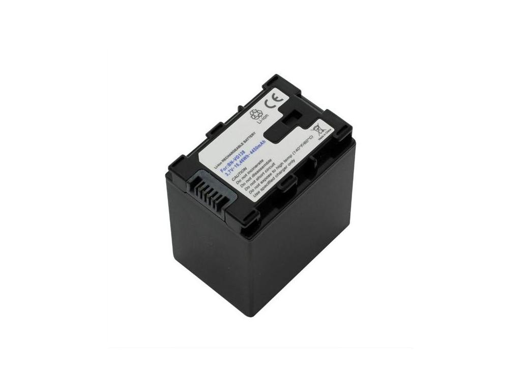 Batéria pre JVC BN-VG138 Li-ion 4000 mAh