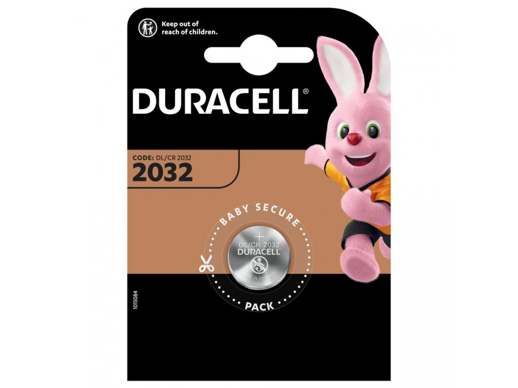 Bateria Duracell CR2032 1 ks blister