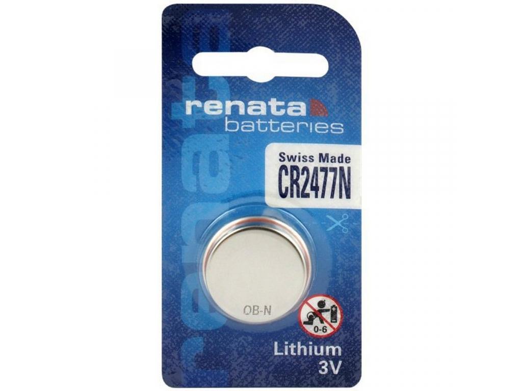 Batéria gombíková Renata CR2477N