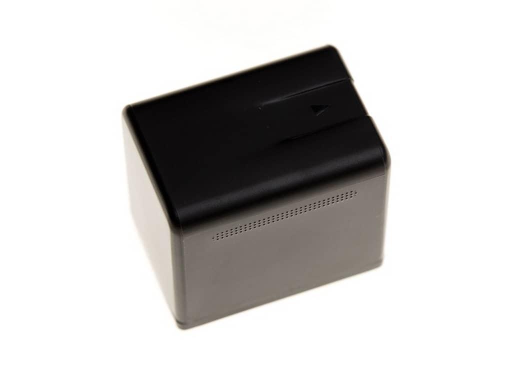 Batéria pre Panasonic VW-VBT380 Li-ion 3800 mAh