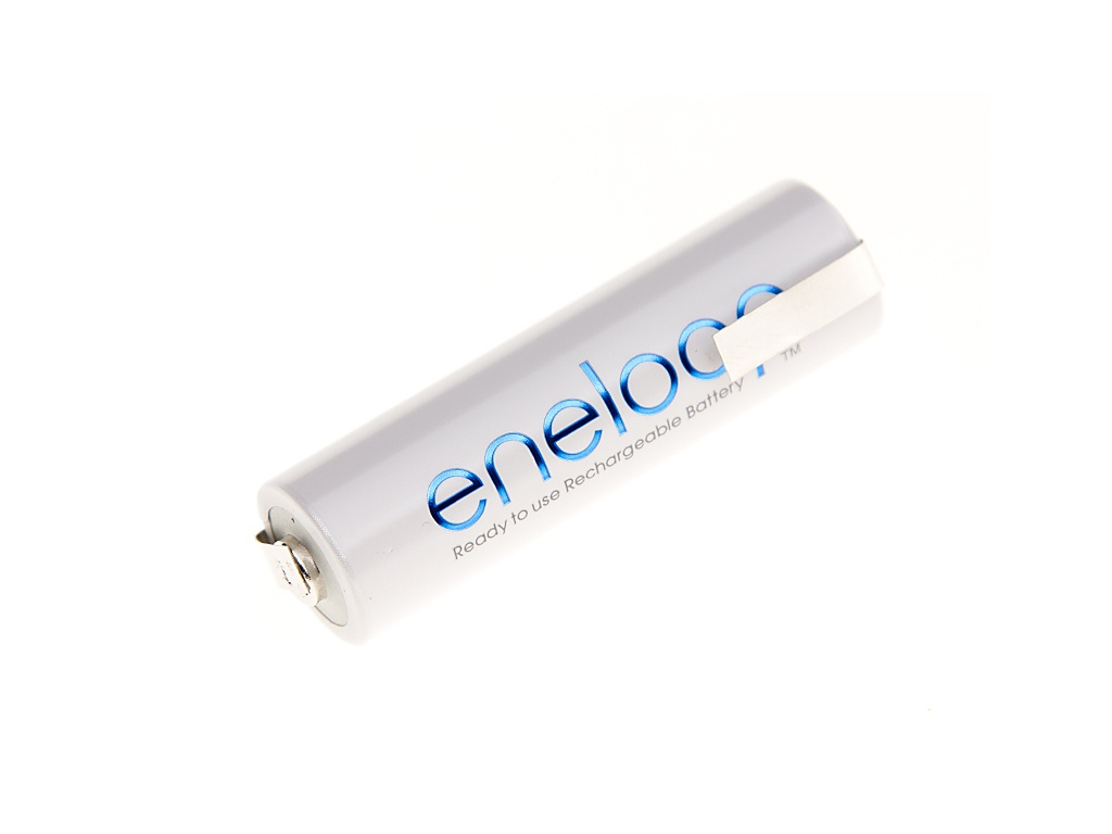 Panasonic akumulátor eneloop AA 1900 mAh s naletovanými Z-vývodmi 1 ks