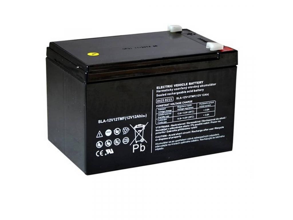 Akumulátor olovený 12V 12Ah pre elektromotory