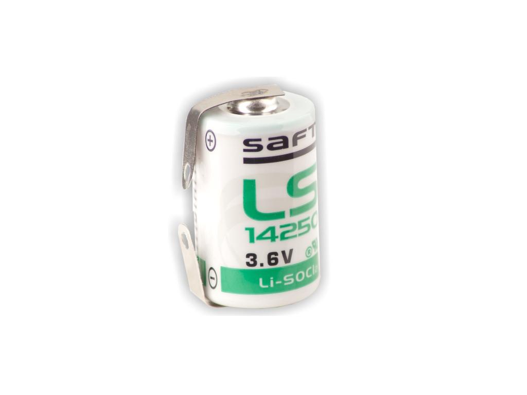 Batéria LS14250 CNR spájkovacie očká