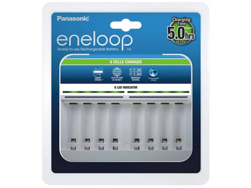 Nabíjačka Panasonic eneloop BQ CC63