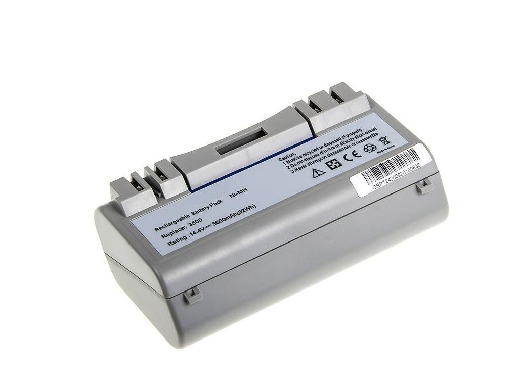Batéria pre iRobot Scooba 300, Scooba 340, Scooba 350, Scooba 390, Scooba 3800, Scooba 5900 3500 mAh Ni-MH
