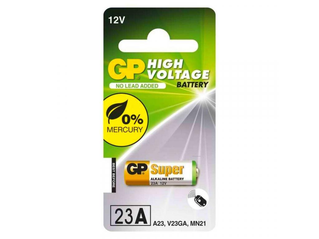 Batéria GP MN21, A23, 23A, V23GA