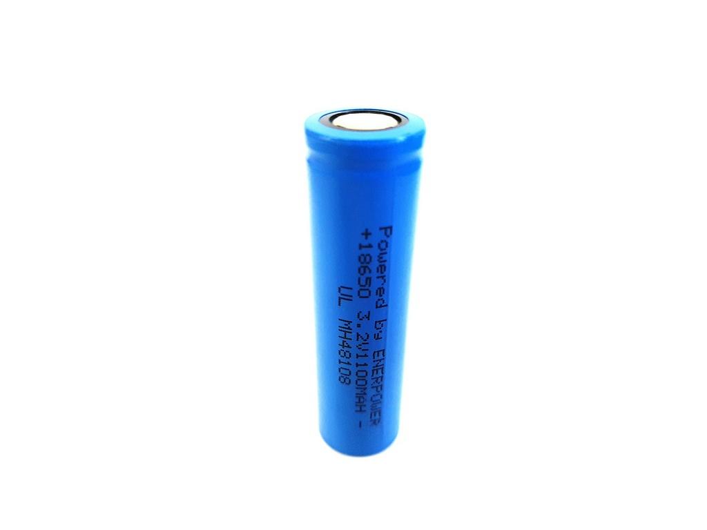 Akumulátor Heter/Enerpower 18650 1100mah 3.2V - 33A LIFEPO4