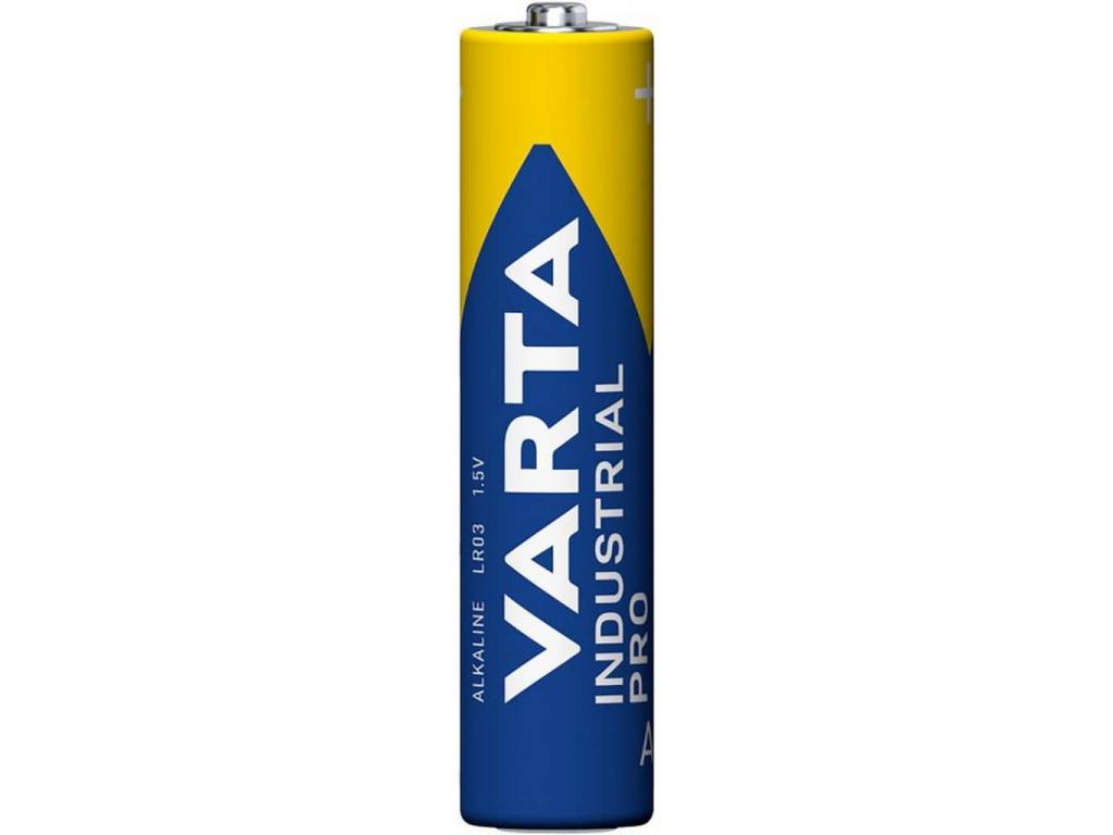Batéria Varta Industrial PRO AAA / LR03 4003 - 10 ks