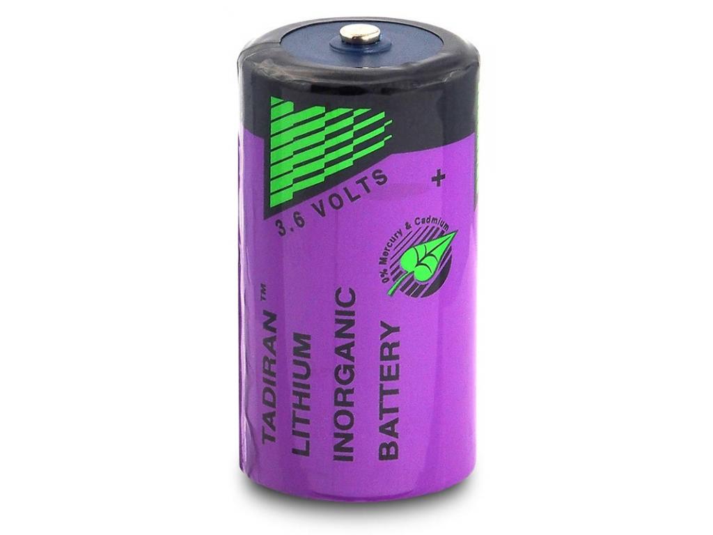 Batéria lítiová Tadiran SL-2770 / LS26500 3,6V LiSOCl2 rozmer C