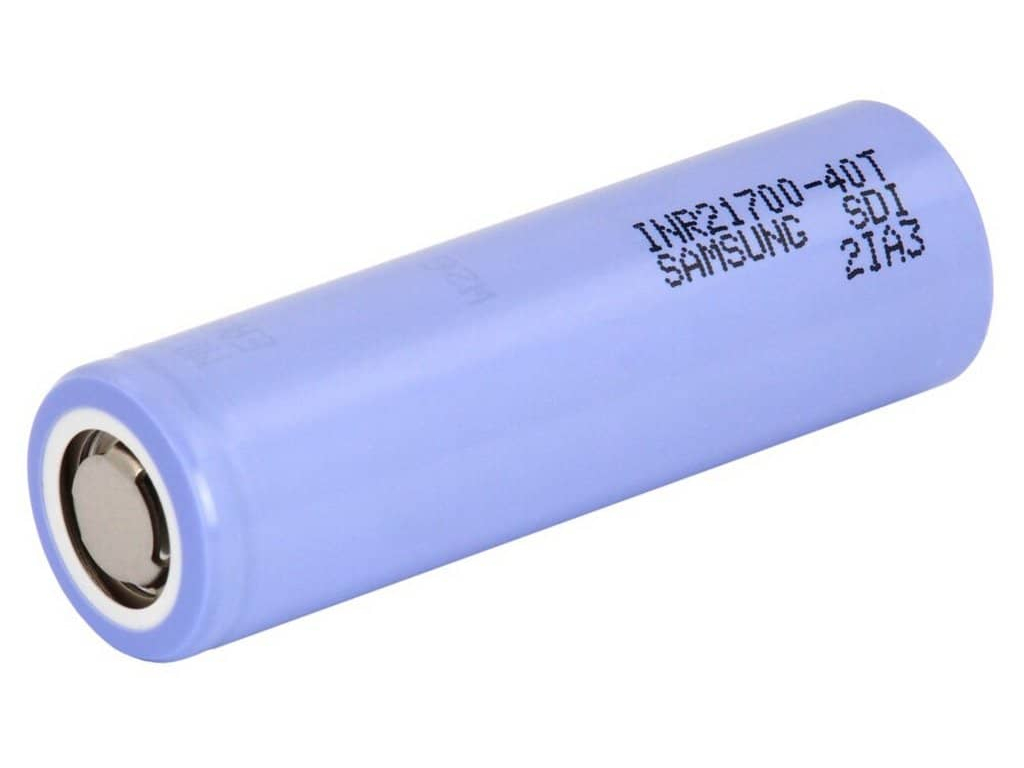 Akumulátor Samsung 21700 INR21700 40T Li ion 4000 mAh