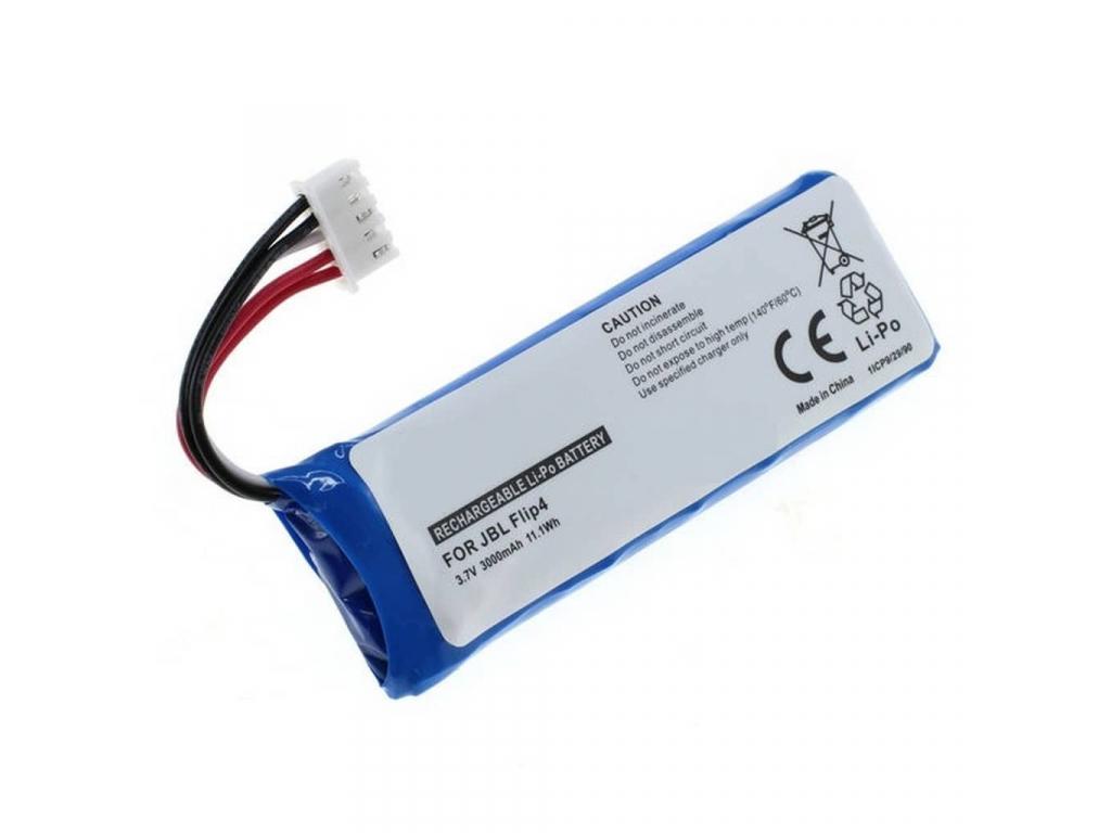 Batéria pre JBL Flip 4 Li Polymer 3000 mAh