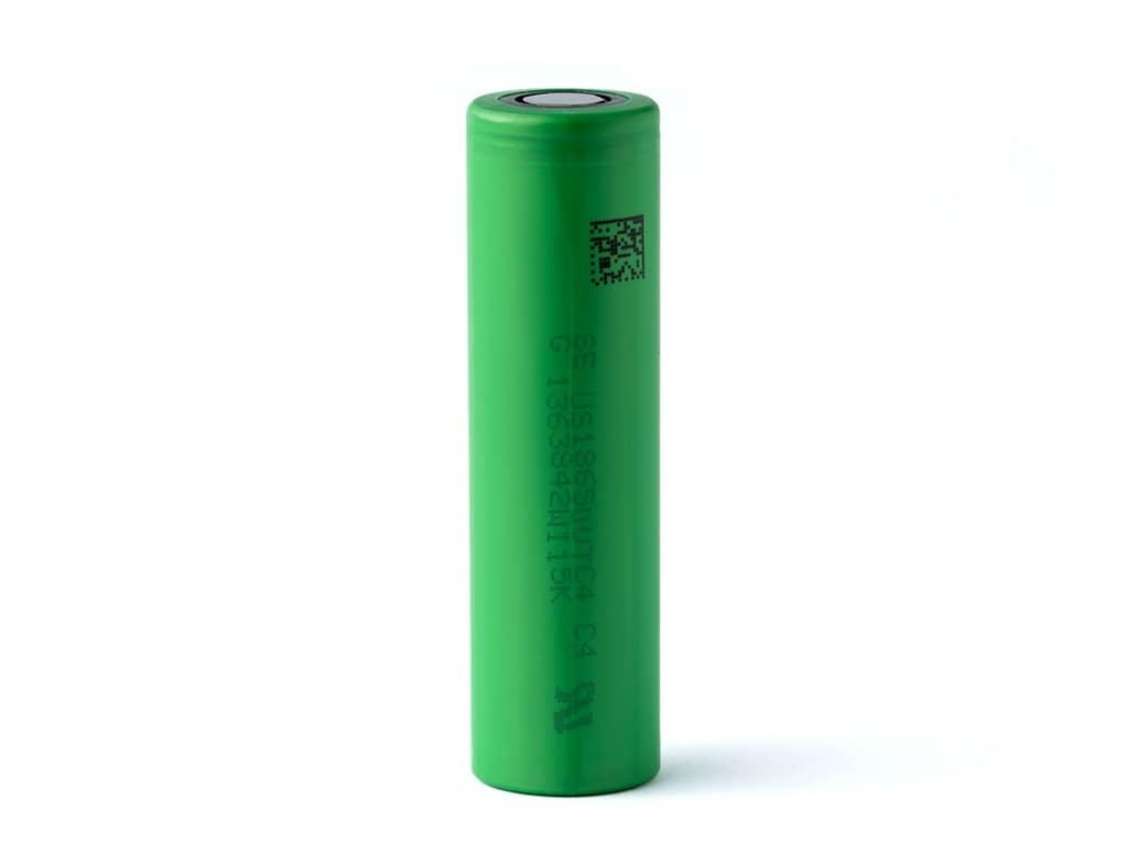 Akumulátor Sony 18650 US18650VTC4 Li ion 3.7V 2100 mAh 30A plochý plus