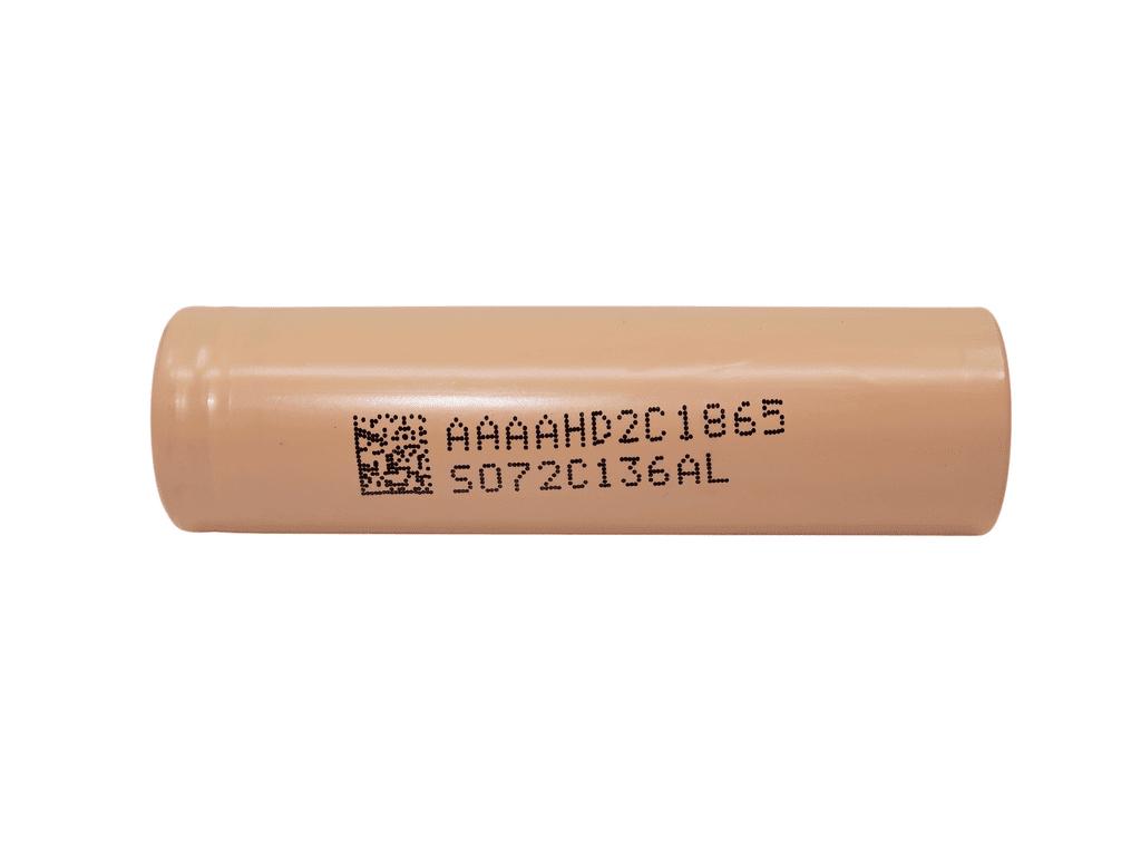 Akumulátor LG 18650 ICR18650 HD2C Li ion 3.6V 2100 mAh 20A