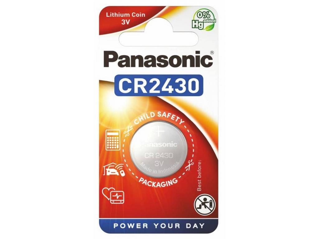 Batéria Panasonic CR2430