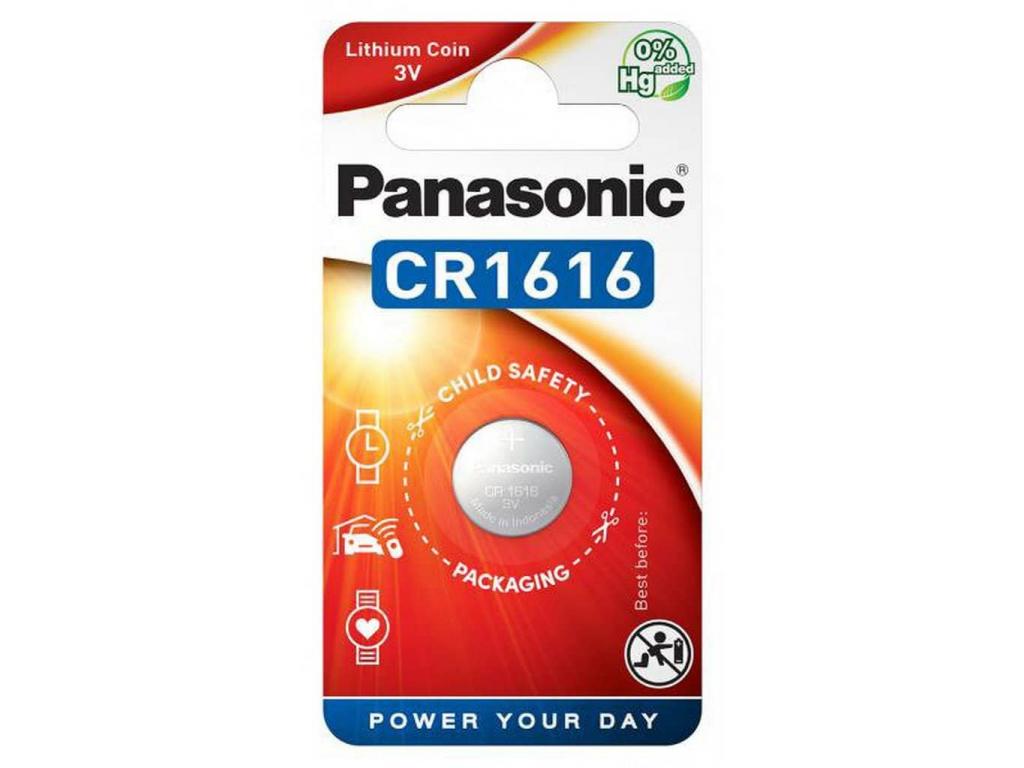 Batéria Panasonic CR1616