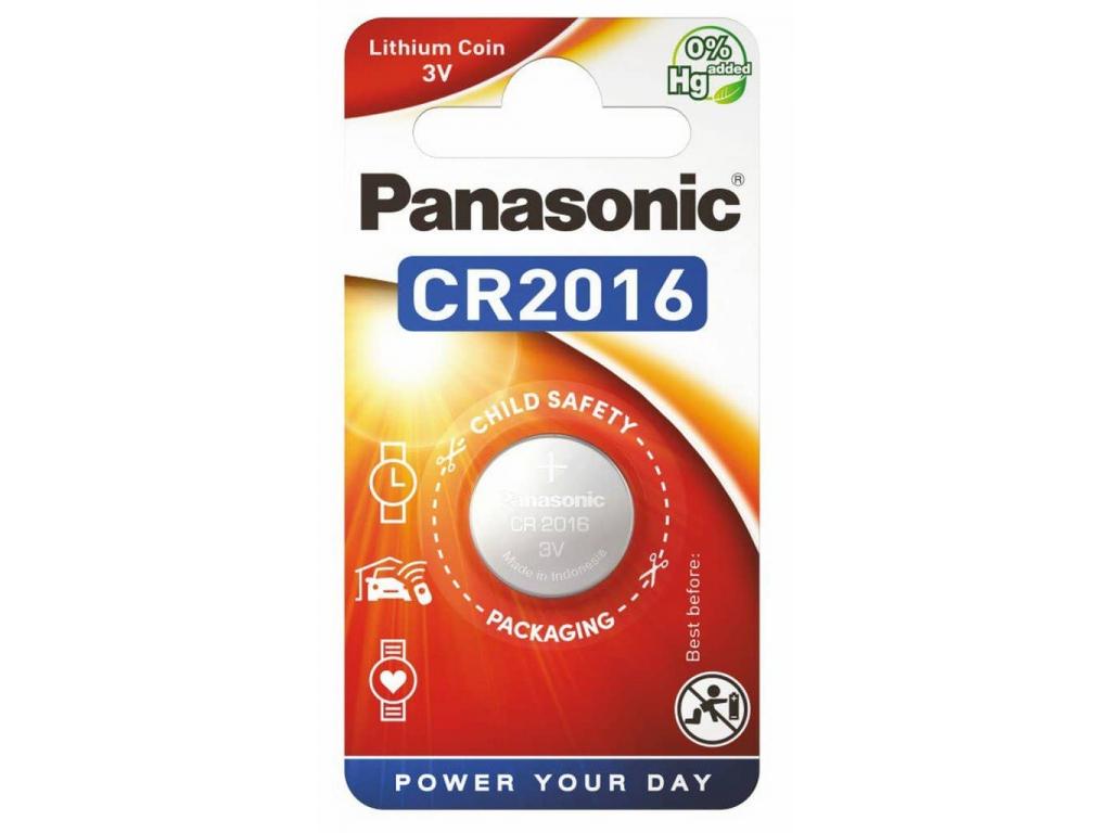 Batéria Panasonic CR2016
