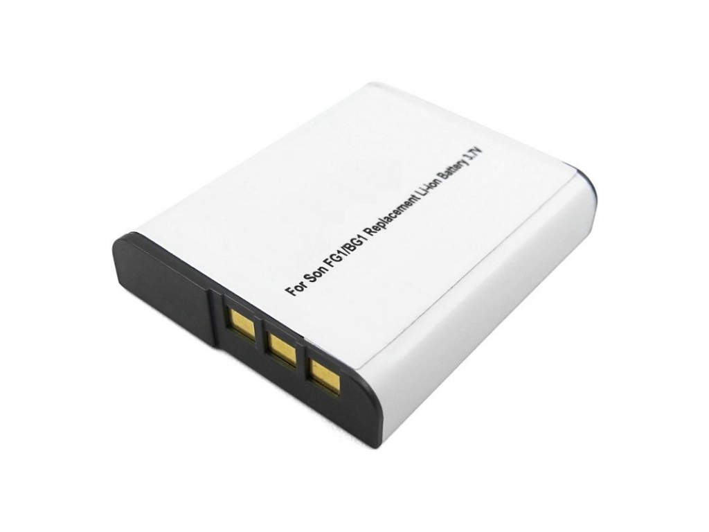 Batéria pre Sony NP-BG1, Li-ion 900 mAh