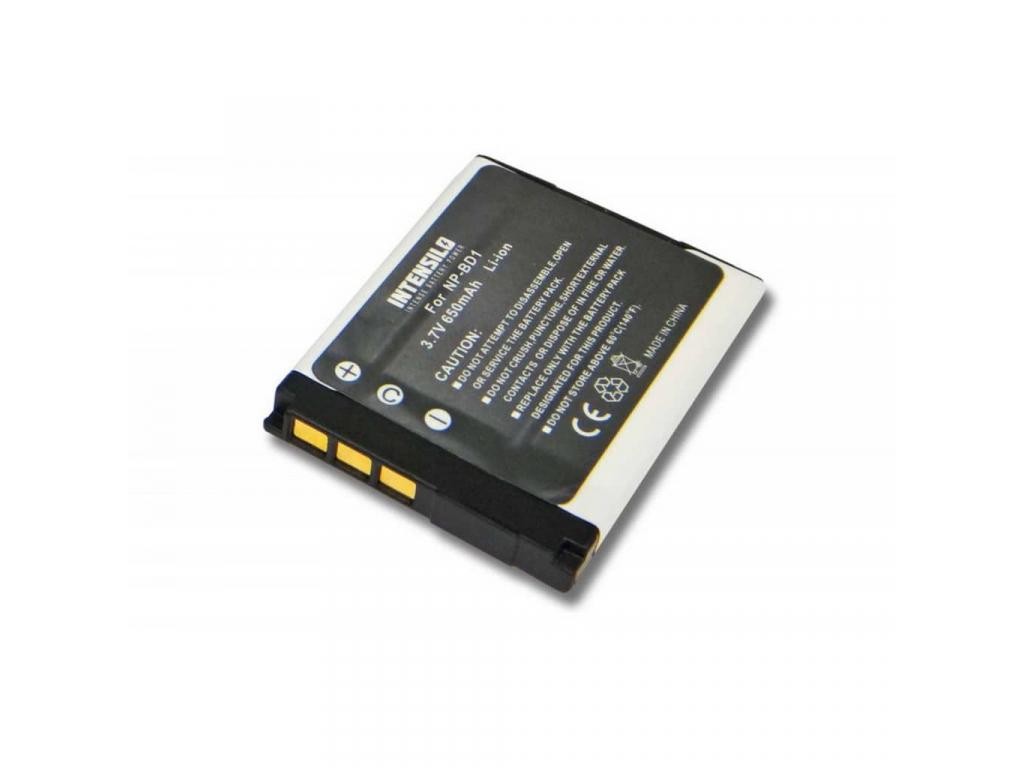 Batéria pre Sony NP-BD1, Li-ion 750 mAh