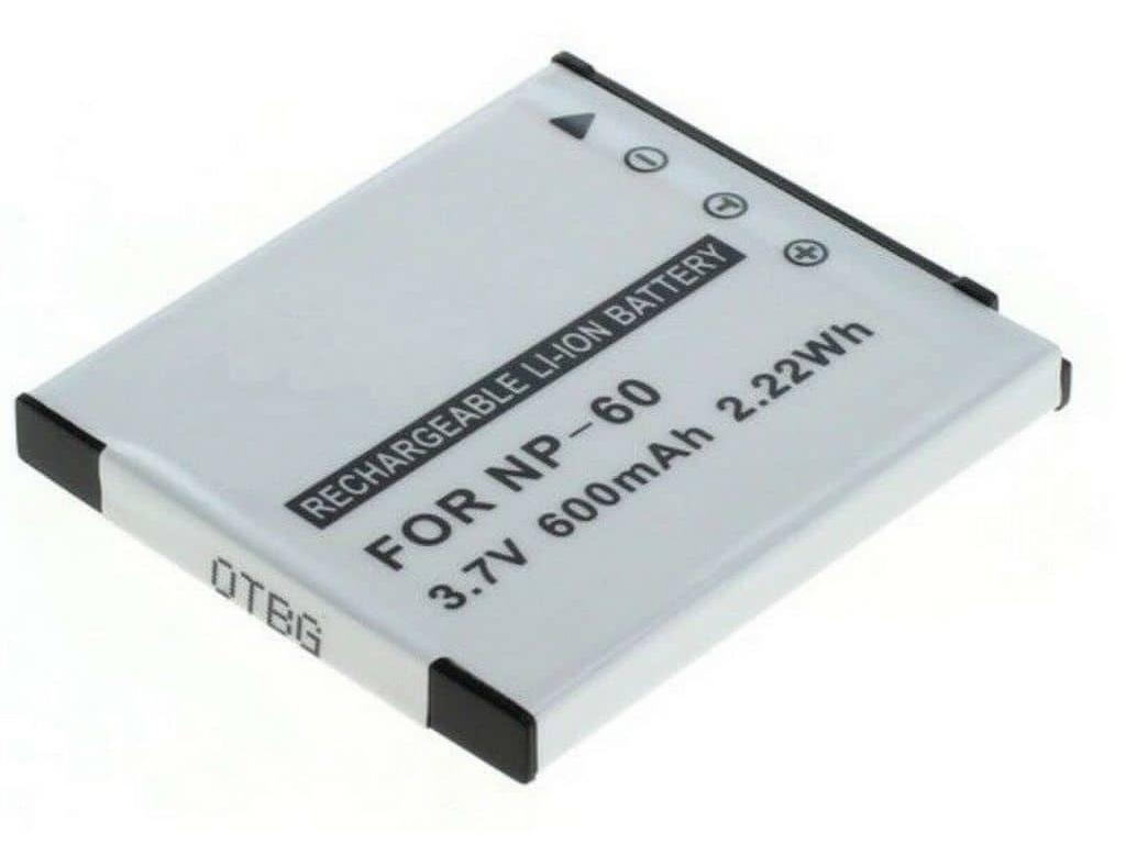 Batéria pre Casio NP 60