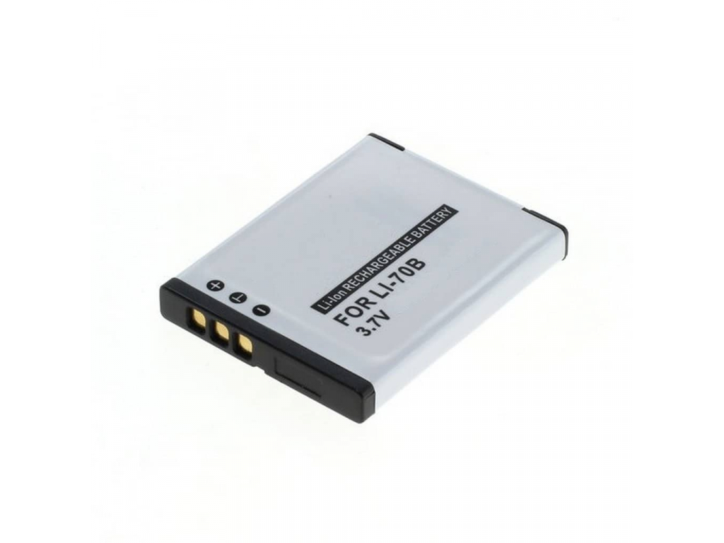 Batéria pre Olympus LI-70B, Li-ion 600 mAh