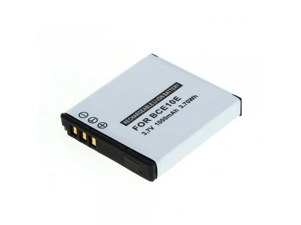 Batéria pre Panasonic DMW BCE10E, Li Ion 1000 mAh