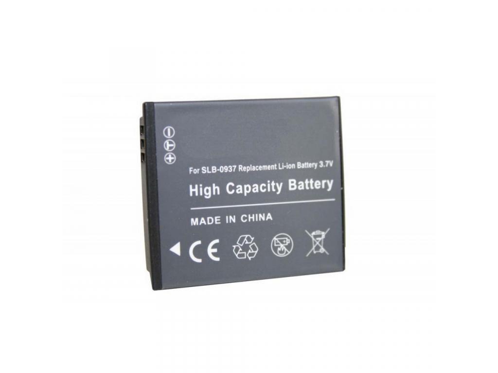 Batéria pre Samsung SLB 0937, SLB0937 Li ion 600 mAh