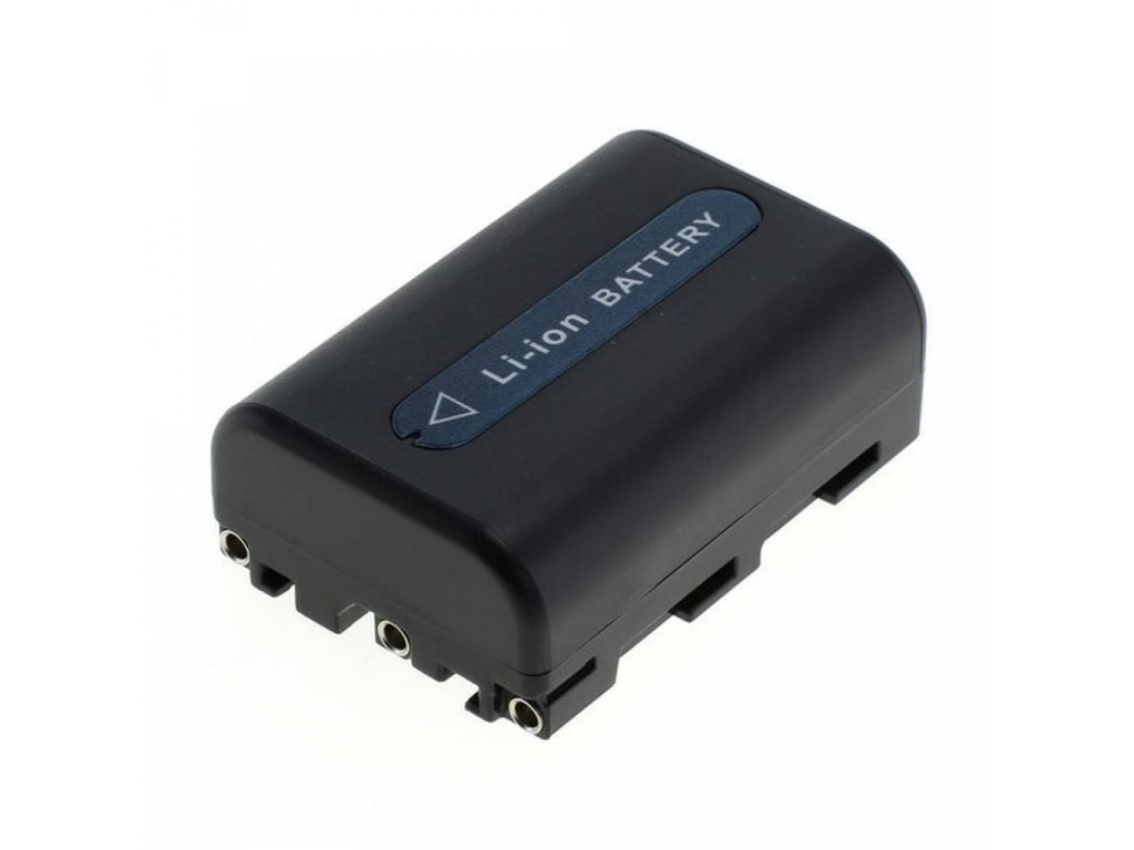 Batéria pre Sony NP FM50, Li ion 1600 mAh